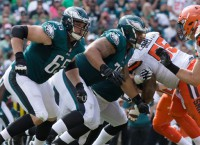 Eagles News: RT Johnson facing PED suspension