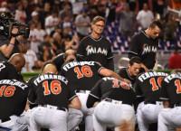 MLB Recaps: Marlins win on emotional night