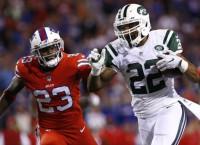 Forte's 3 TDs lead Jets over Bills