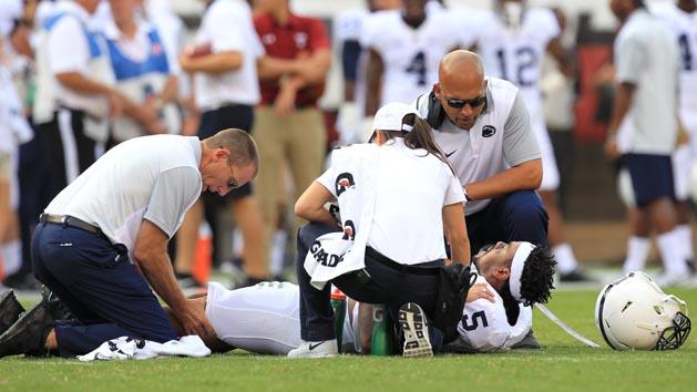 Penn State's Wartman-White to miss rest of season