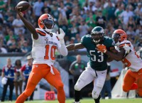 Browns place RG3 on IR with shoulder injury
