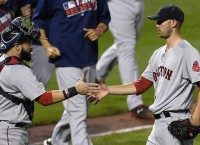 Porcello goes distance as Red Sox top Orioles