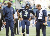 Seahawks hope Wilson can play in next game