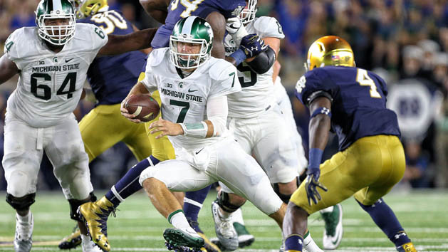 MSU confident heading into B1G opener with Badgers