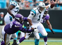 NFL Recaps: Vikings end Panthers' home win streak