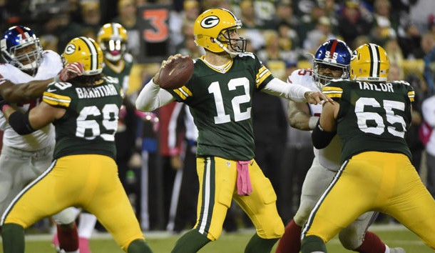 Packers use defense to beat Giants 23-16