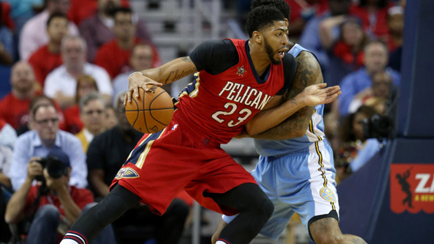 Reports: Pelicans agree to trade Davis to Lakers