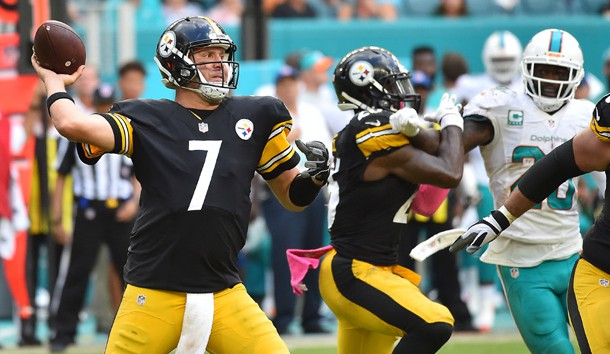 Roethlisberger undergoes left knee surgery