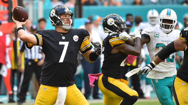 NFL Player Notes: Roethlisberger out after surgery