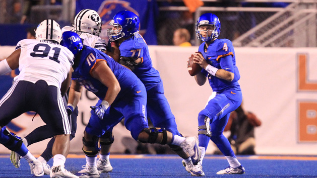 Boise State well positioned for New Year's Six bowl
