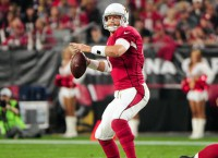 Cardinals' Palmer out, Stanton to start vs. 49ers