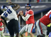 With Kelly in control, Ole Miss handles Memphis