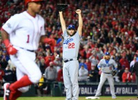 Kershaw gets save as Dodgers advance to NLCS