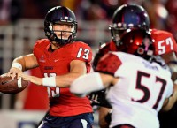 South Alabama knocks off No. 19 San Diego State