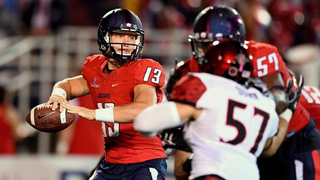 South Alabama knocks off No. 19 San Diego State
