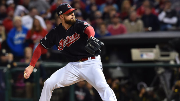 Kluber to start Game 1 of the World Series