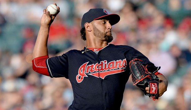 b94d4404fb394 Danny Salazar (31) has been added to the Indians World Series roster. Photo