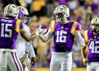 LSU's SEC gauntlet starts with Ole Miss
