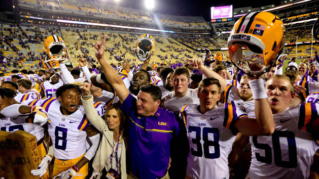 LSU, Auburn May Not Be So Dead After All