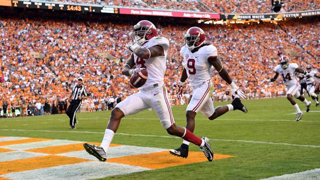 Alabama S Jackson (leg) to miss rest of season