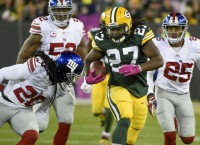 Lacy 'good' but Packers RB depth a worry