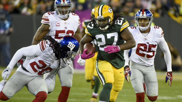 Packers RB Lacy will undergo ankle surgery