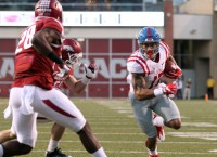 Rebels' resolve to be tested at LSU