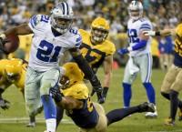 Elliott, Cowboys run roughshod over Packers