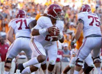 Hurts for Heisman: Alabama QB enters discussion