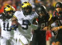 Michigan rides standout defense to No. 3 ranking