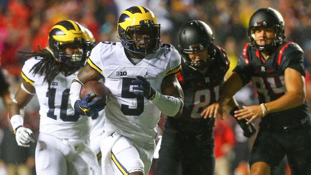 Michigan rides standout defense to No. 3 ranking