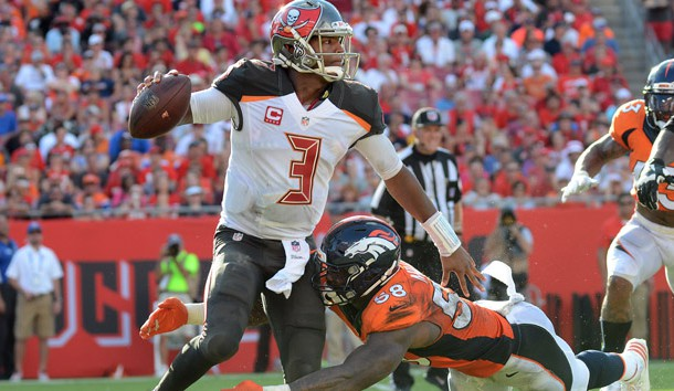 Bucs QB Winston looks to take advantage of leaky Panthers' D