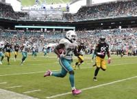 NFL Recaps: Dolphins stop Big Ben, Steelers