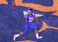 No. 14 Boise State survives thriller, edges BYU