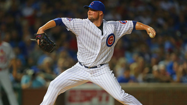 Cubs tab Lester to start World Series opener