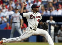 Teheran helps Braves close out Turner Field in style