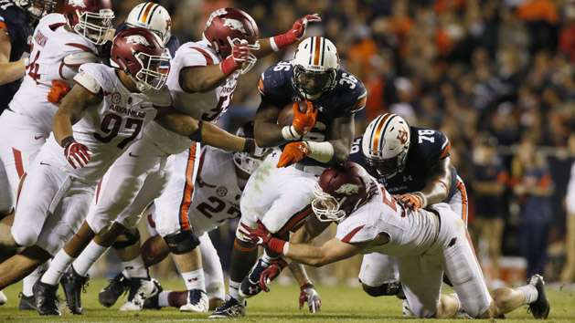 No. 15 Auburn, Ole Miss clash in Oxford