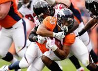 Falcons get creative at LB, improve rush