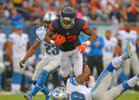 Bears place WR White on injured reserve