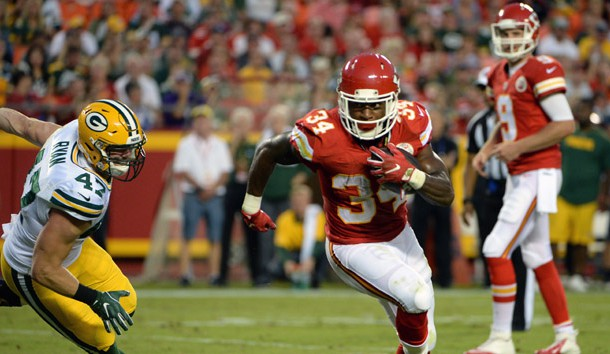 Packers make trade with Chiefs to get running back