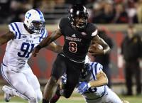 No. 7 Louisville survives challenge from Duke