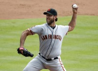 Giants pinning hopes on Bumgarner for Game 3