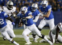 BYU to provide challenge for No. 14 Boise State