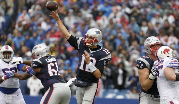 NFL Recaps: Brady throws 4 TDs as Pats rout Bills   Lindy ...