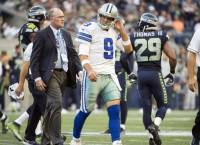 Jones: Romo still Cowboys' No. 1 QB when healthy