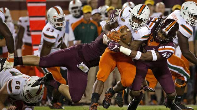 Hokies looking to solve road woes at Pitt