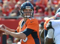 Siemian to start for Broncos at San Diego