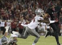 Washington State stuns No. 15 Stanford