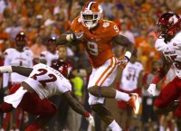 Clemson has little time to savor win