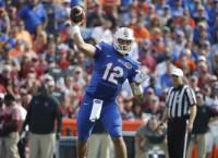 Gators seek SEC East title after rough patch